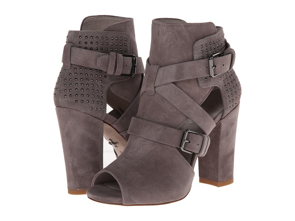 Pour La Victoire - Estel (Slate Split Suede/Studs) High Heels
