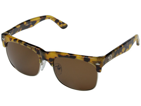 Sabre Vision - Mr. Creepy - Sabre X Stussy Collaboration Frame (Black Gloss/Grey Lens) Fashion Sunglasses