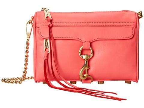 Rebecca Minkoff - Mini Mac (Watermelon) Cross Body Handbags