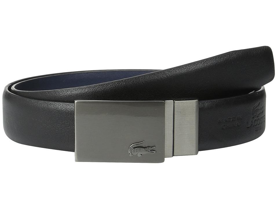 db3f791a7 886619103437. Lacoste - Premium Reversible Leather Plaque Buckle ...