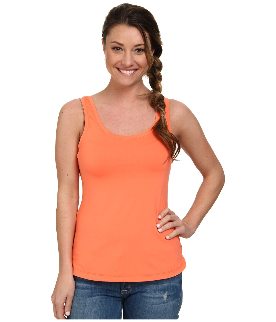 Columbia - Saturday Trail Knit Tank Top (Coral Flame) Women's Sleeveless