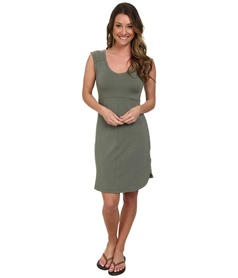 Columbia - Saturday Trail Knit Dress (Cypress Heather) Women's Dress