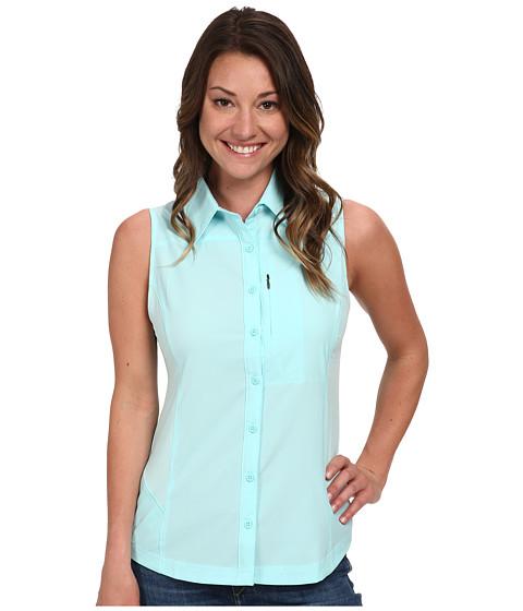Columbia - Silver Ridge II Sleeveless Shirt (Candy Mint) Women