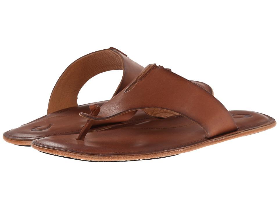 OluKai - Hema (Koa/Koa) Women's Sandals