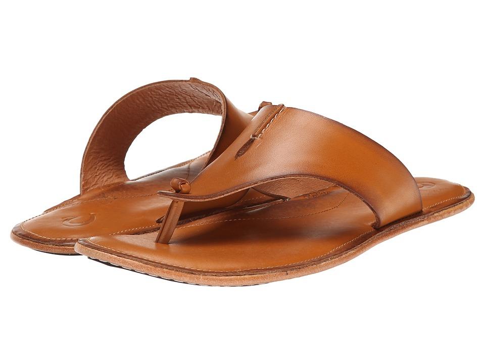 OluKai - Hema (Mustard/Mustard) Women's Sandals