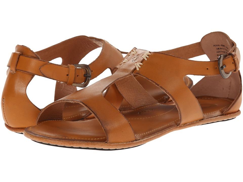 OluKai - Pouli (Mustard/Mustard) Women's Sandals