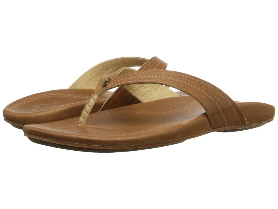 OluKai - Wana (Sahara/Sahara) Women's Sandals