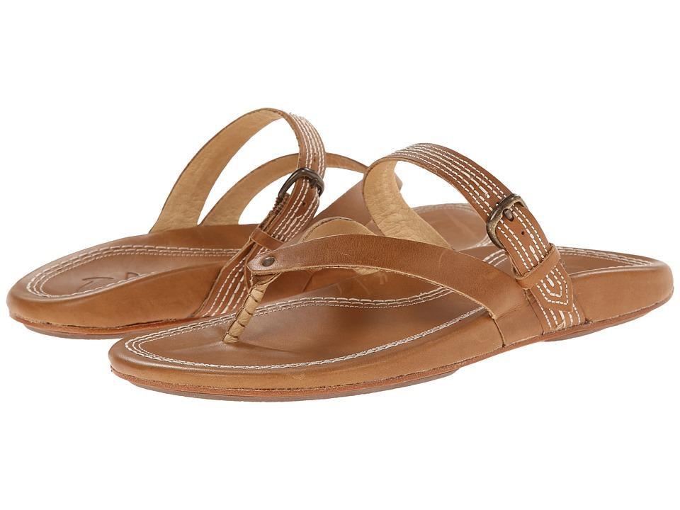 OluKai - Mana Lua (Sahara/Sahara) Women's Sandals
