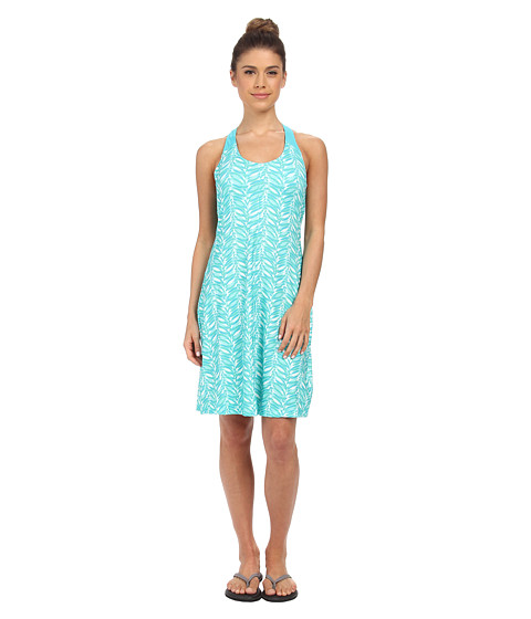 Columbia - Prima Agua Dress (Geyser Tulips Print) Women's Dress
