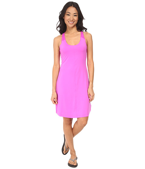 Columbia - Prima Agua Dress (Foxglove) Women's Dress