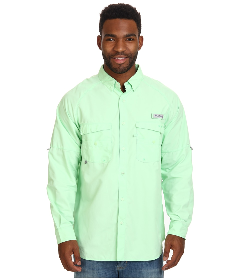 Columbia - Baitcaster L/S Shirt (Key West) Men's Long Sleeve Button Up