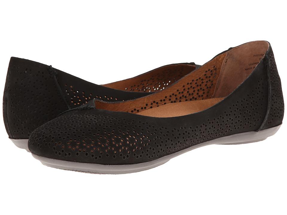 OluKai - Pueo Perf (Black/Black) Women's Shoes