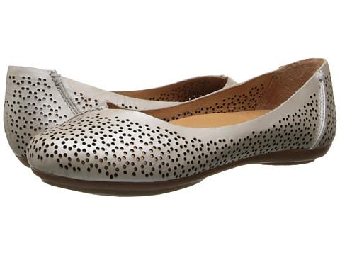 OluKai - Pueo Perf (Silver/Silver) Women's Shoes