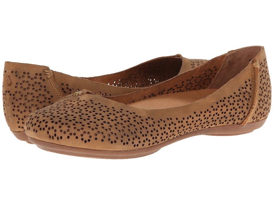 OluKai - Pueo Perf (Light Koa/Light Koa) Women's Shoes