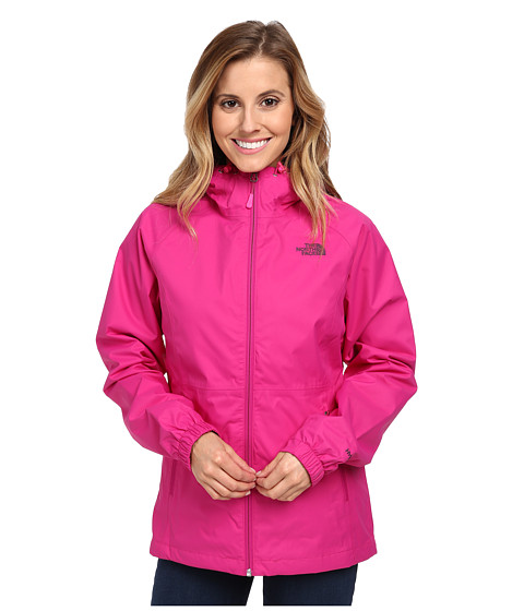 The North Face - Momentum Triclimate Jacket (Fuchsia Pink) Women's Coat