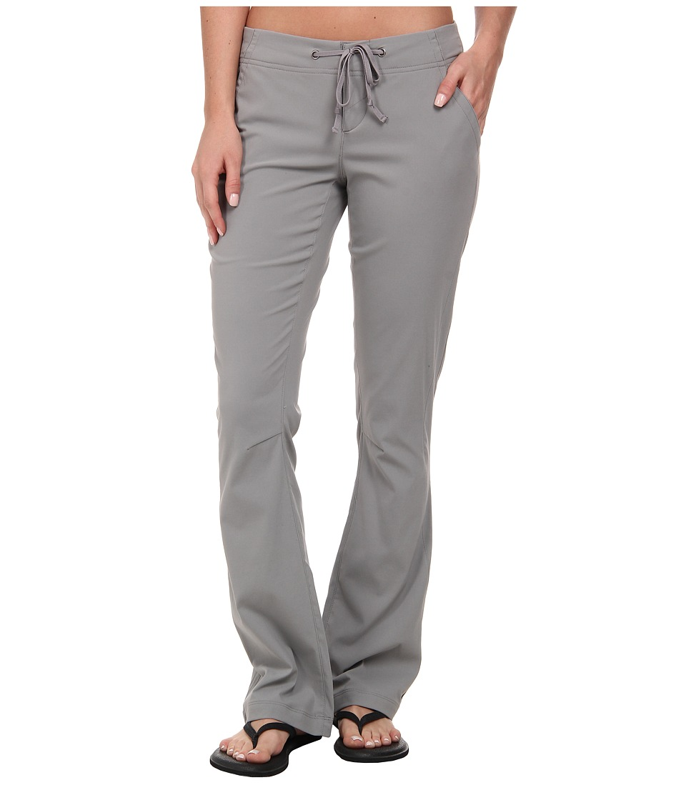Columbia - Anytime Outdoor Boot Cut Pant (Light Grey) Women's Casual Pants