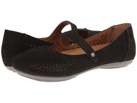 OluKai - Nene Perf (Black/Black) Women's Shoes