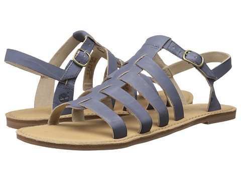 Timberland - Earthkeepers Sheafe Fisherman (Folkstone Grey Dry Gulch) Women's Sandals