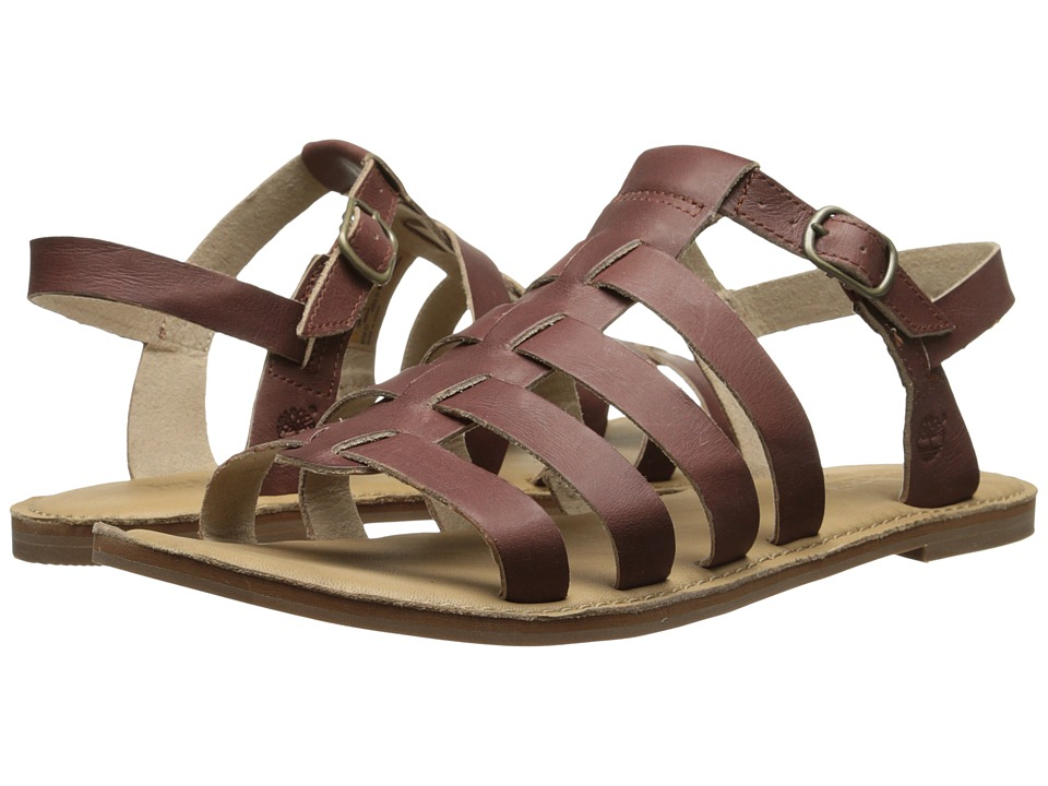 Timberland - Earthkeepers Sheafe Fisherman (Light Brown Dry Gulch) Women's Sandals