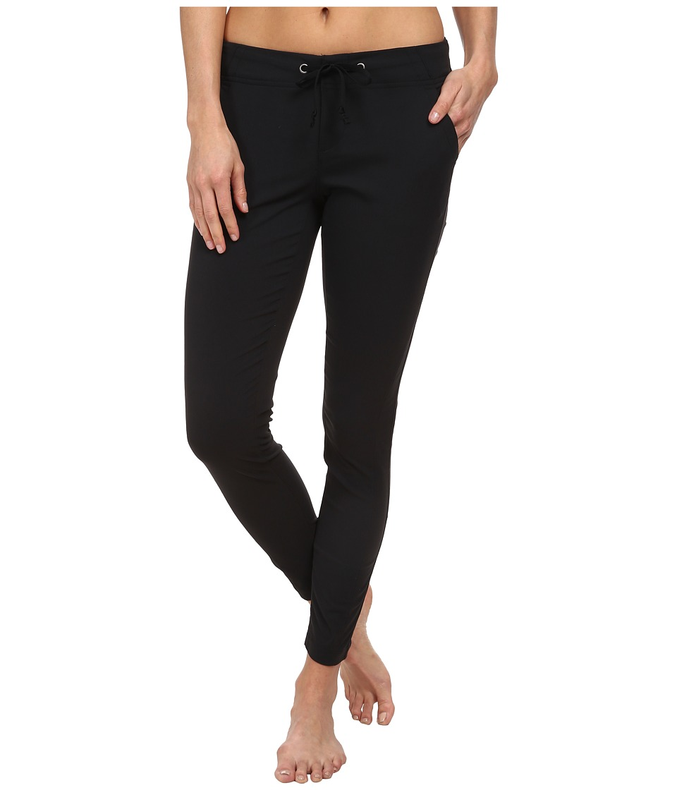 Columbia - Anytime Outdoor Ankle Pant (Black) Women's Casual Pants
