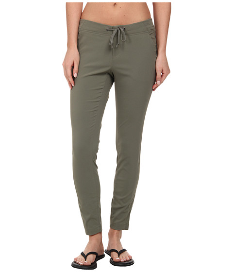Columbia - Anytime Outdoor Ankle Pant (Cypress) Women
