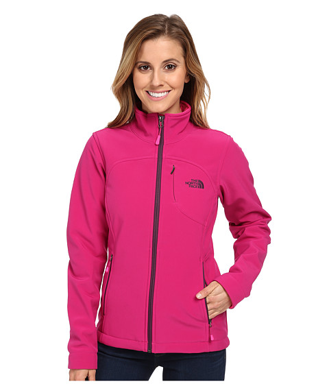 The North Face - Apex Bionic Jacket (Fuchsia Pink) Women's Coat