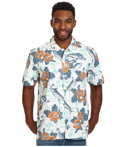 Columbia - Trollers Best S/S Shirt (Jupiter Hawaiian Gamefish Print) Men