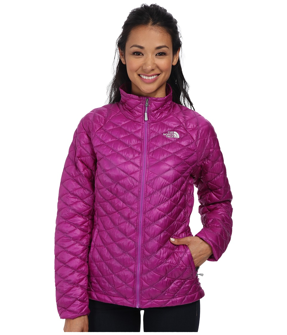 The North Face - ThermoBall Full Zip Jacket (Magic Magenta) Women