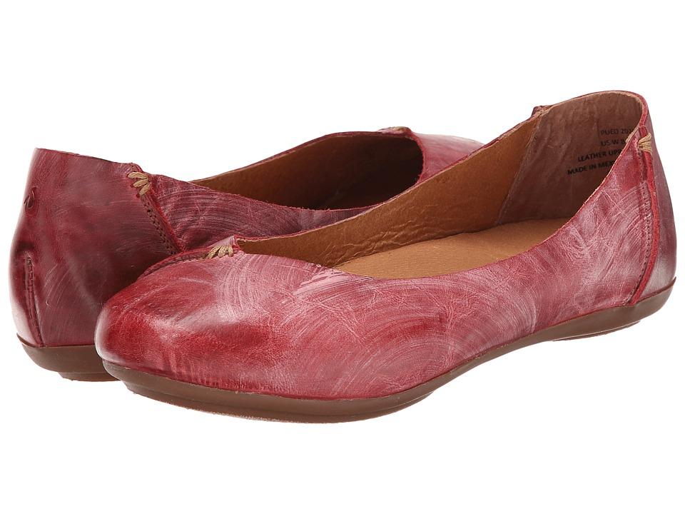 OluKai - Pueo (Sangria/Sangria) Women's Shoes