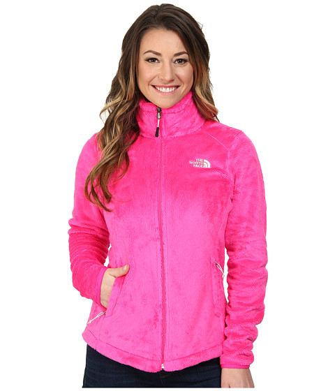 The North Face - Osito 2 Jacket (Glow Pink) Women