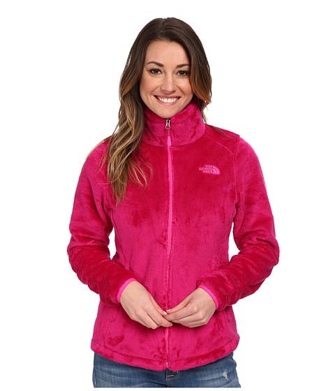 The North Face - Osito 2 Jacket (Fuchsia Pink) Women's Coat