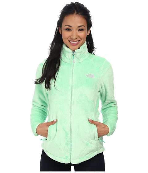 The North Face - Osito 2 Jacket (Green Ash) Women