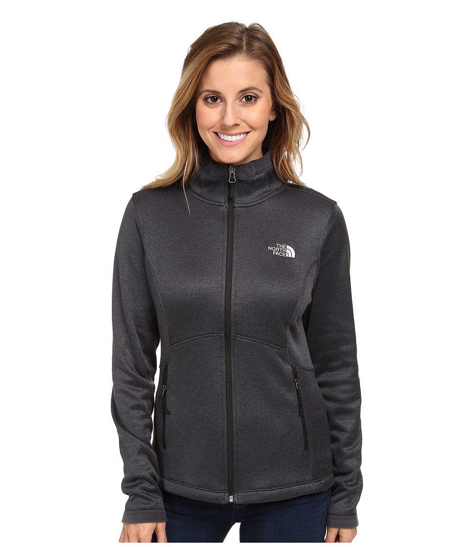 The North Face - Agave Jacket (TNF Black Heather) Women's Coat