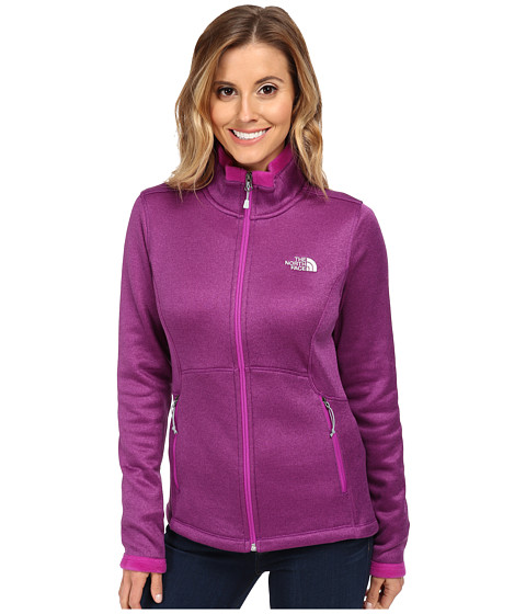 The North Face - Agave Jacket (Magic Magenta Heather) Women