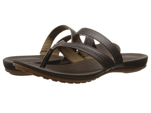 Timberland - Earthkeepers Harborview Thong (Brown Journeymen) Women's Sandals