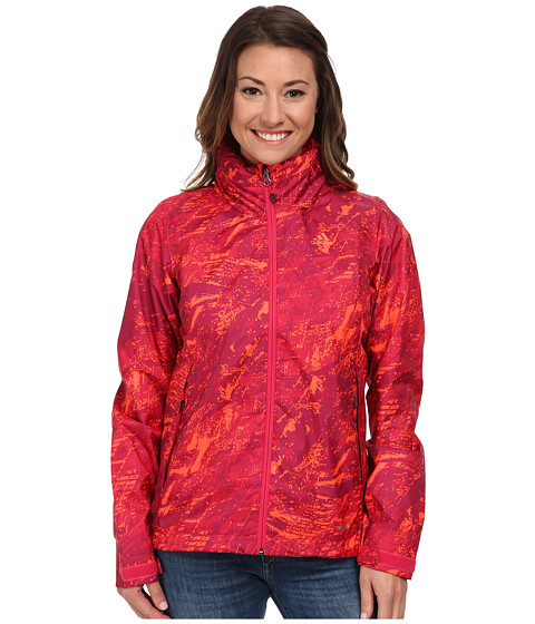 adidas Outdoor - Wandertag Infinite Series Jacket (Vivid Berry) Women