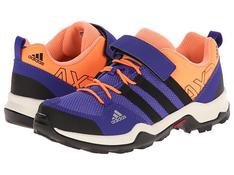 adidas Outdoor Kids - AX2 CF (Little Kid/Big Kid) (Light Purple/Black/Chalk White) Girls Shoes
