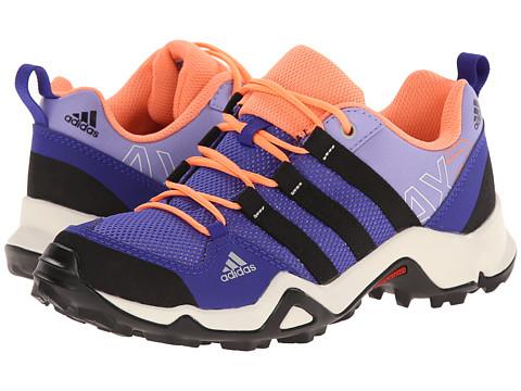 adidas Outdoor Kids - AX2 (Little Kid/Big Kid) (Night Flash/Black/Flash Orange) Girls Shoes