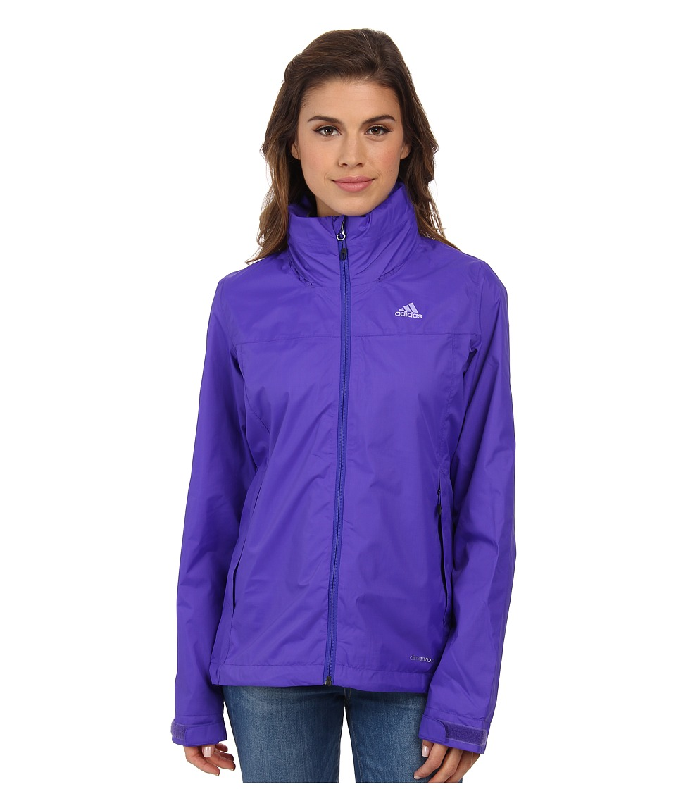 adidas Outdoor - Hiking Wandertag Jacket (Night Flash) Women's Coat