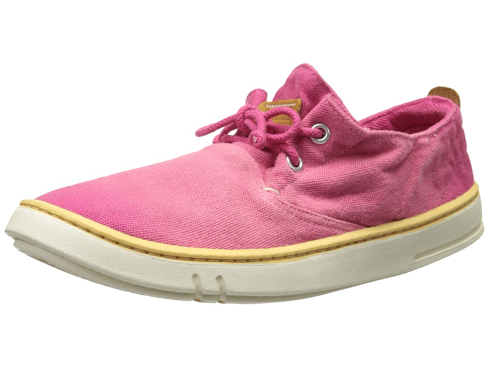 Timberland - Earthkeepers Hookset Handcrafted Oxford (Dark Pink) Women