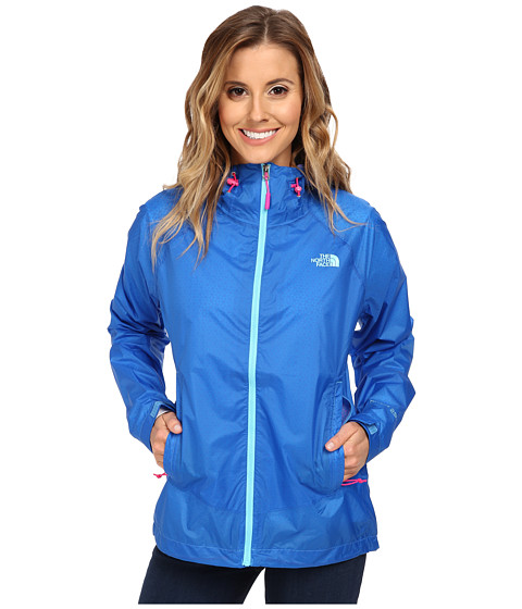 The North Face - Cloud Venture Jacket (Clear Lake Blue) Women