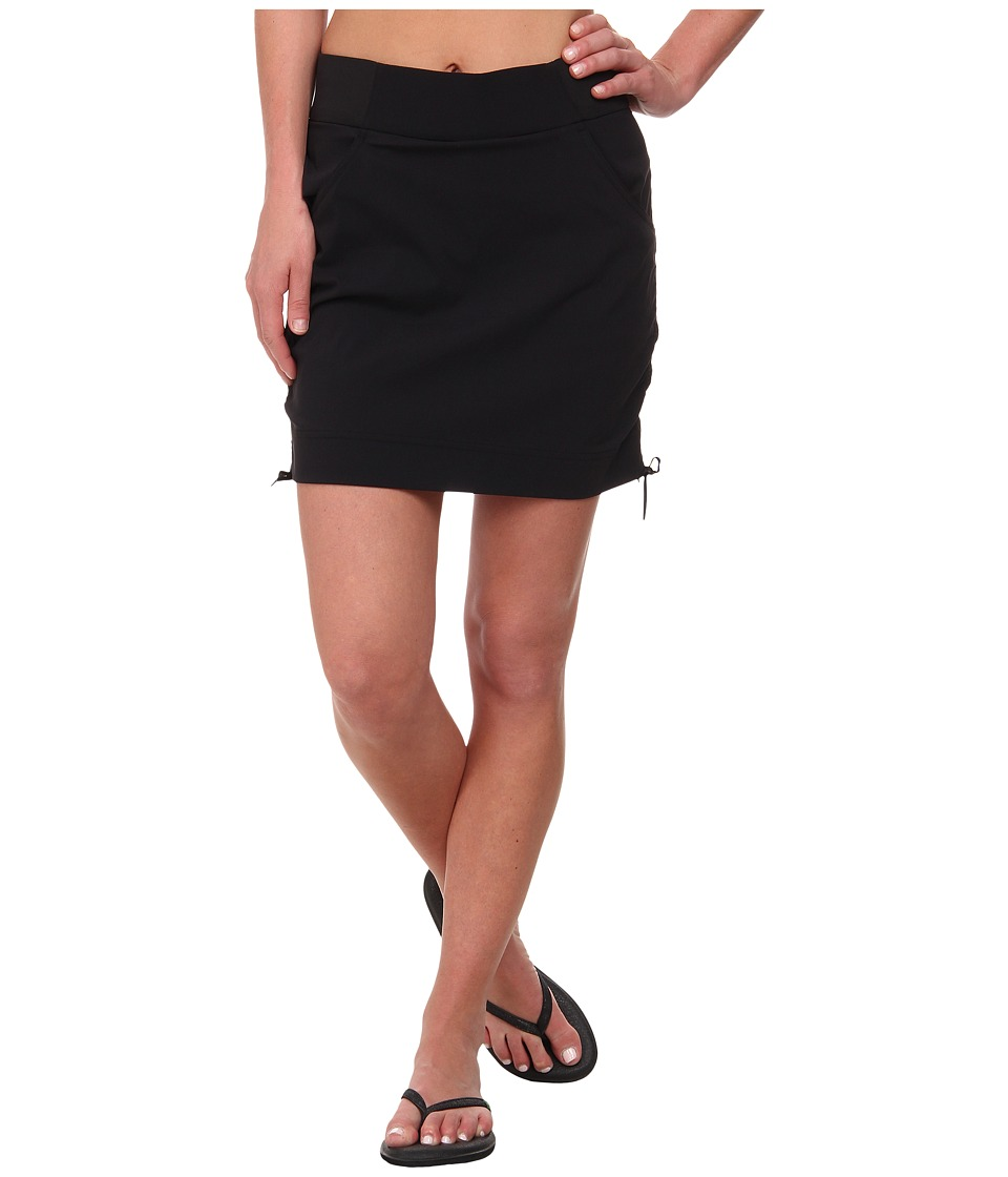 Columbia - Anytime Casual Skort (Black) Women's Skort
