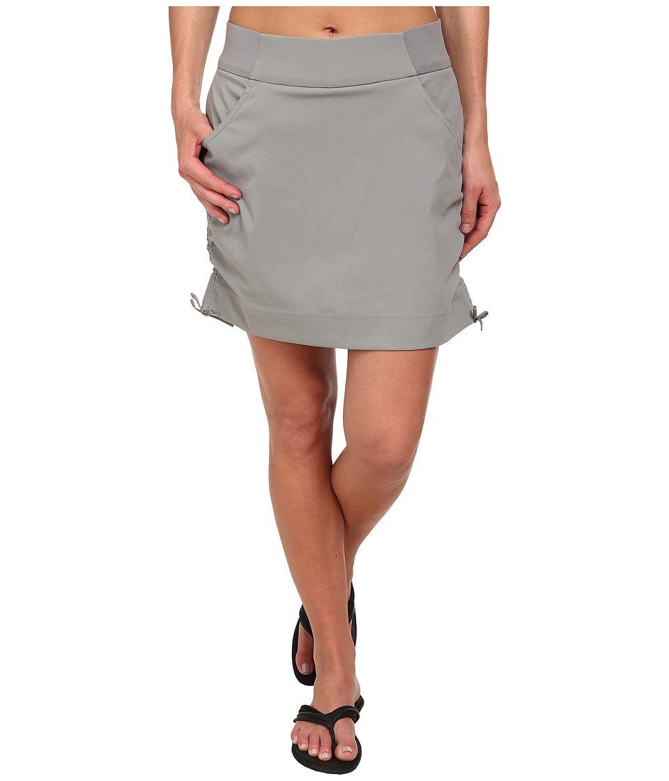 Columbia - Anytime Casual Skort (Light Grey) Women's Skort