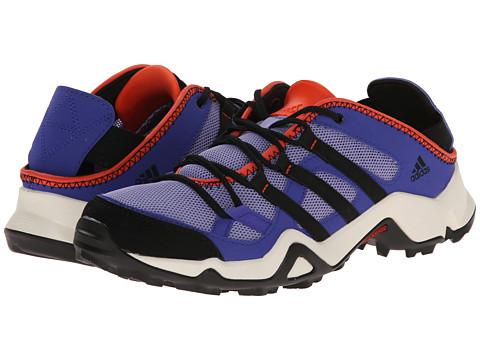 adidas Outdoor Kids - Hydroterra Shandal (Little Kid/Big Kid) (Semi Solar Red/Light Purple/Black) Girls Shoes