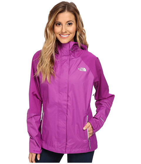 The North Face - Venture Hybrid Jacket (Magic Magenta/Magic Magenta Heather) Women