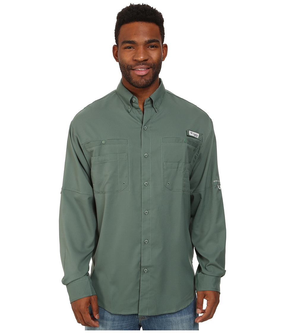 Columbia - Tamiami II L/S (Commando) Men's Long Sleeve Button Up