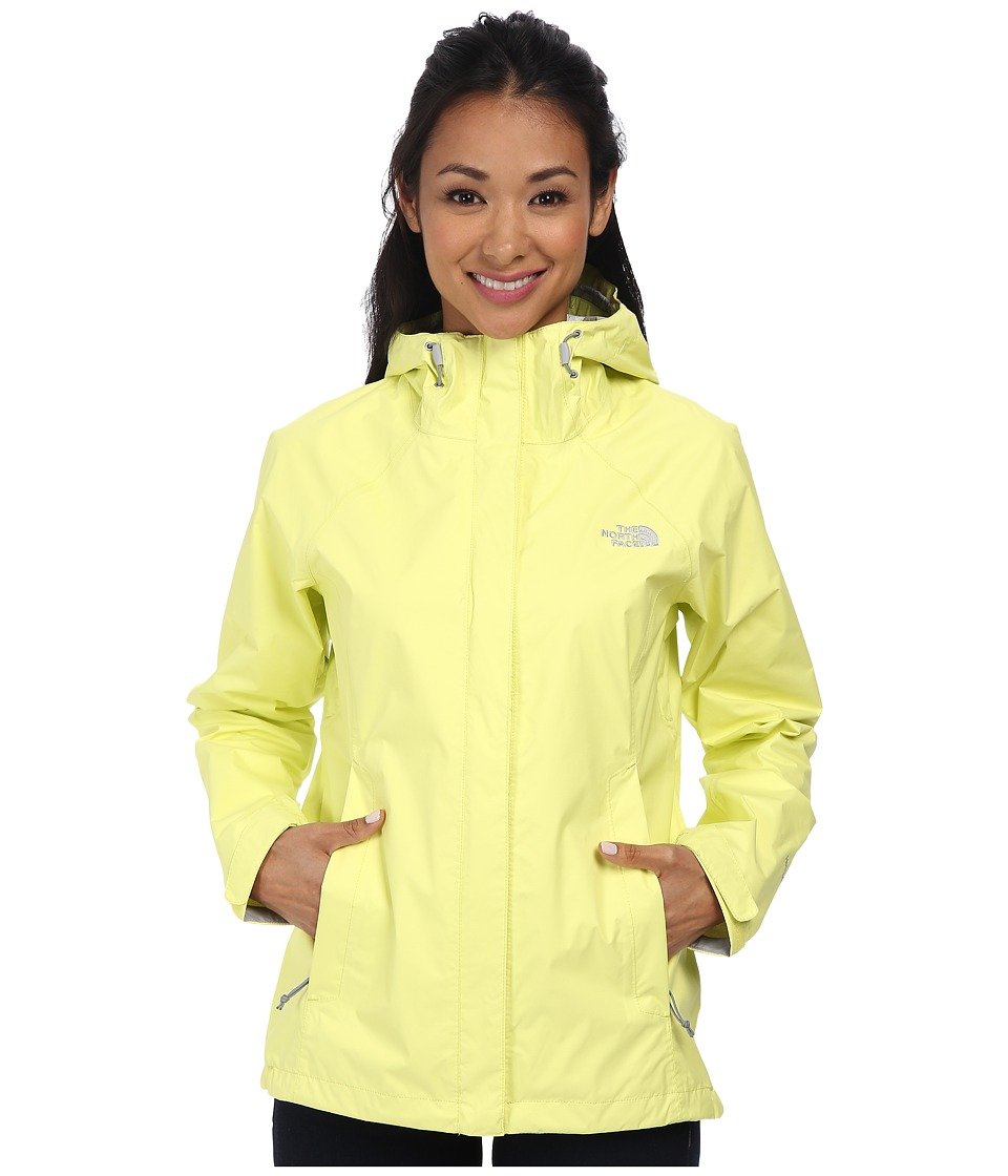 The North Face - Venture Jacket (Hamachi Yellow) Women's Coat