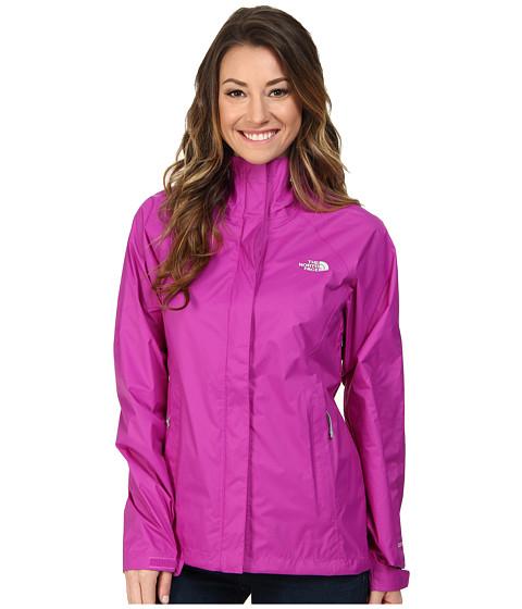 The North Face - Venture Jacket (Magic Magenta) Women's Clothing
