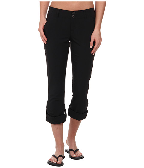 Columbia - Take Me Anywhere Adjustable Pant (Black) Women