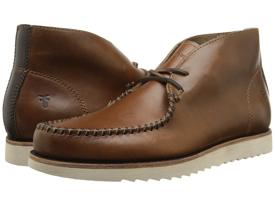 Frye - Nathan Chukka (Whiskey Smooth Full Grain/Stone Antiqued) Men